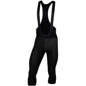 PEARL iZUMi Attack 3/4 Bib Shorts Heren, black